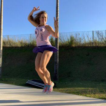 Vida é movimento: bora pra cima!